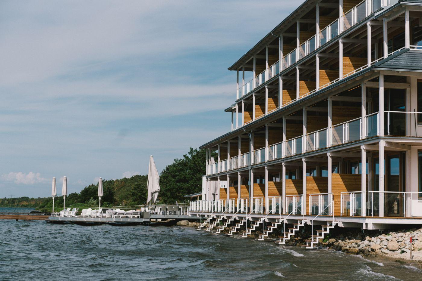 Hotel Insel Der Sinne In G 246 Rlitz Am See