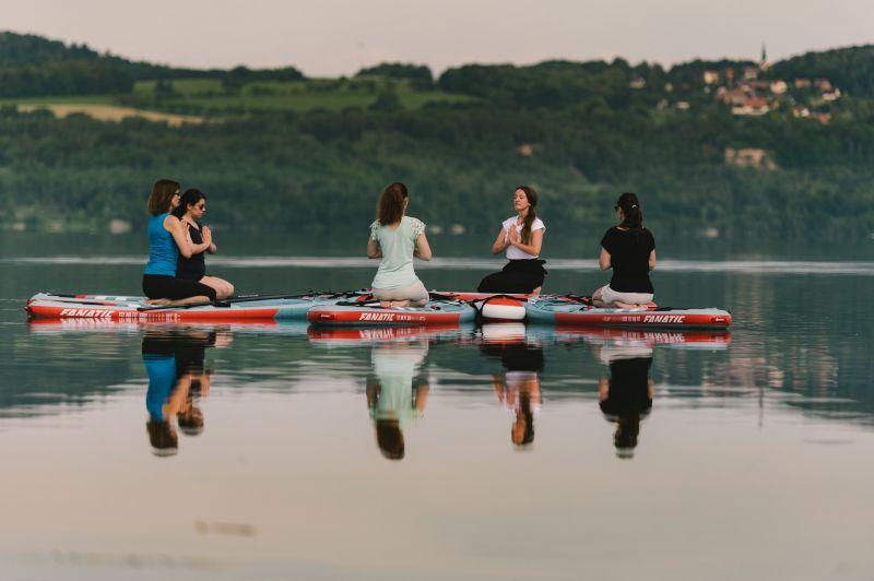 SUP Retreat Yoga Görlitz